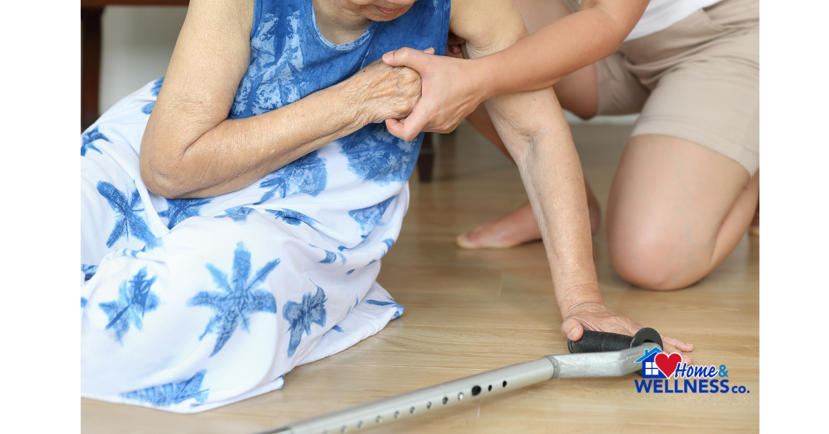 The Risks and Consequences of Elderly Falls